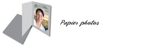 Papier photos